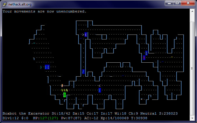 How to Play Online - NetHack 3 6 0